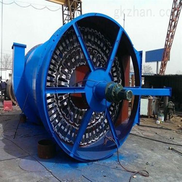 ZC型机械回转反吹布袋除尘器特点,机械回反吹布袋除尘器
