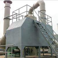 活性炭吸附塔工艺特点,活性炭废气吸附设备,北京华康中天环保