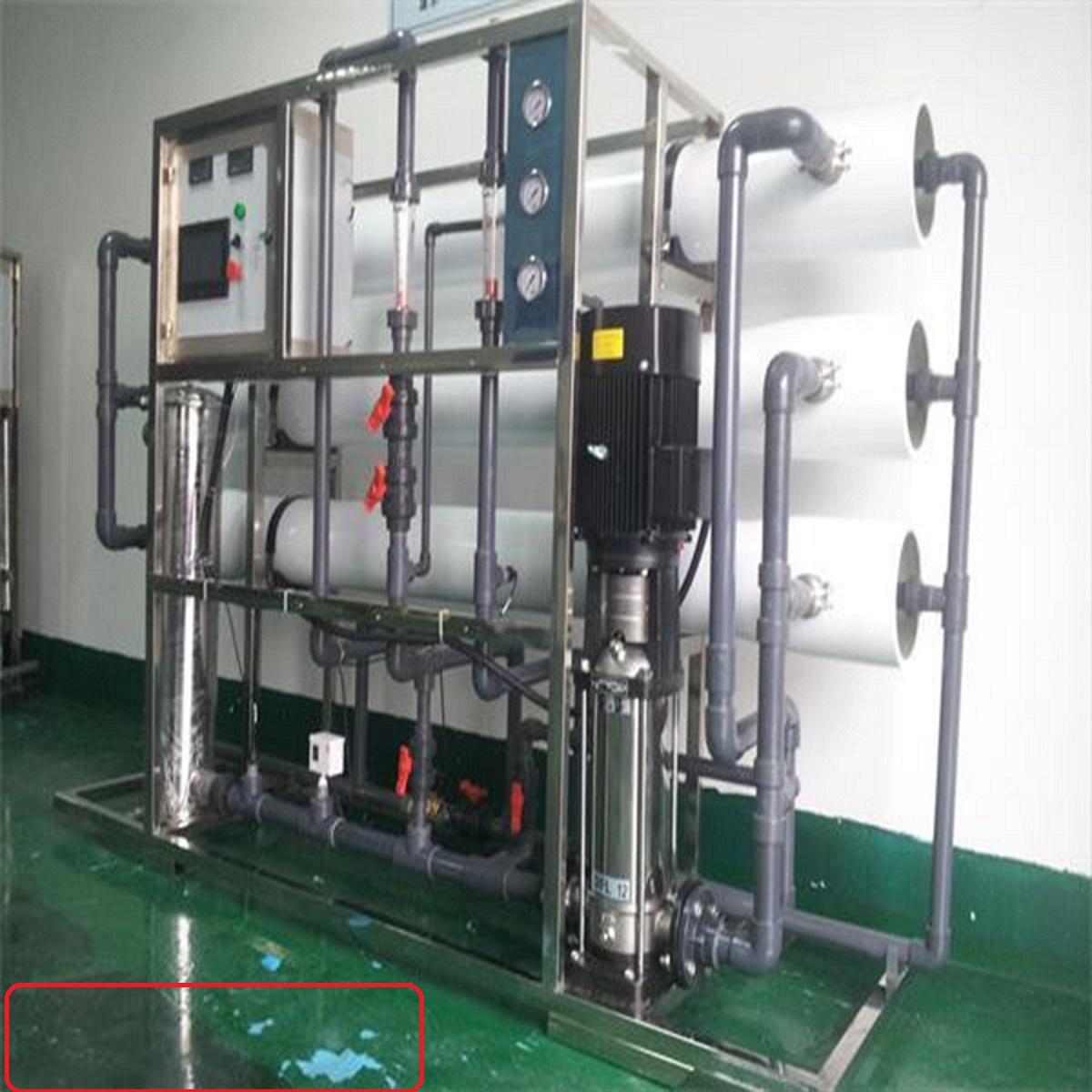 珠海 工业反渗透设备 纯水设备 去离水 越嘉制造