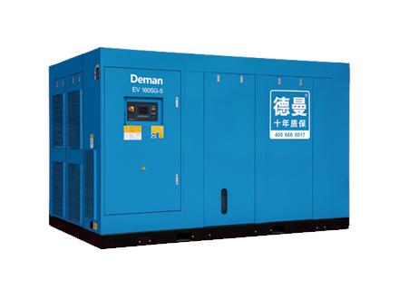 220千瓦德曼GGV系列永磁变频空气压缩机