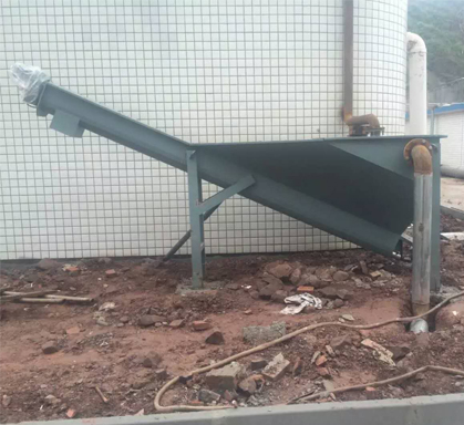 SF系列砂水分离器