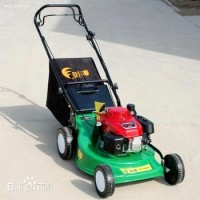 电动除草机 出口四冲程汽油草坪机 20寸自走式打草机