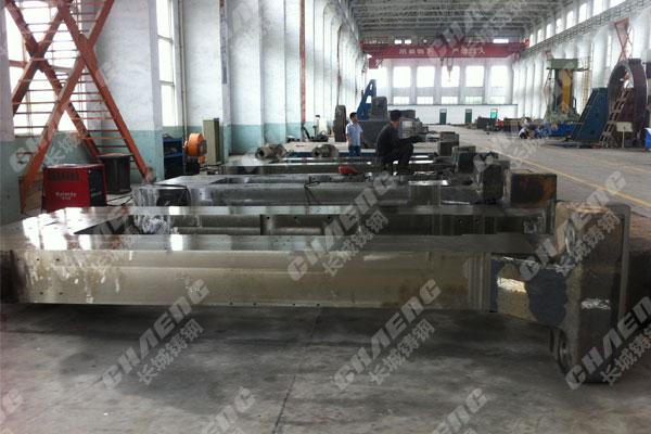 河北轧机机架铸造厂家可根据图纸加工