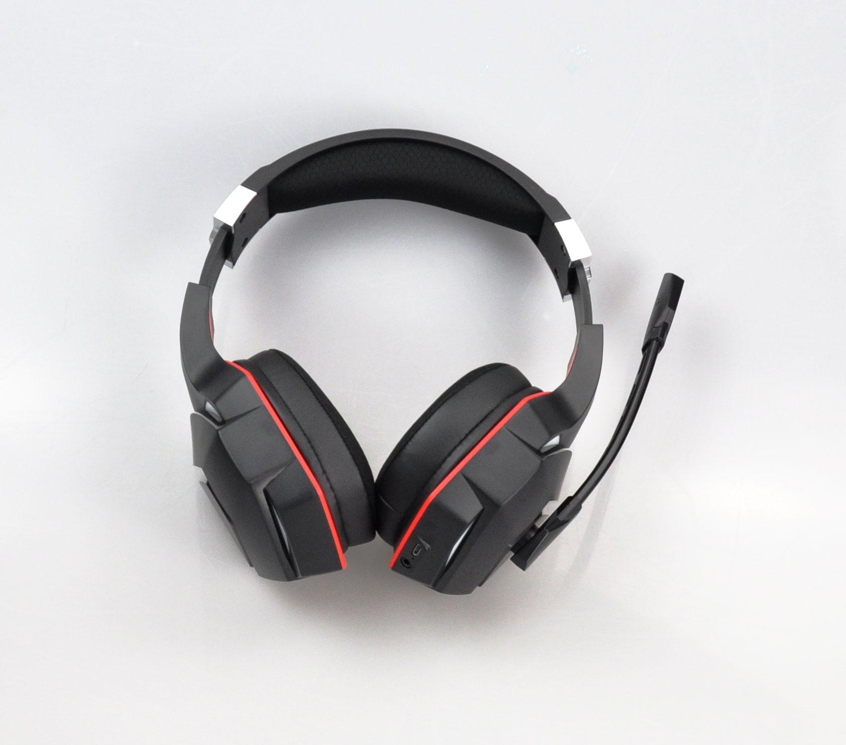无线2.4G耳机方案 电竞耳机定制开发商 翔音科技
