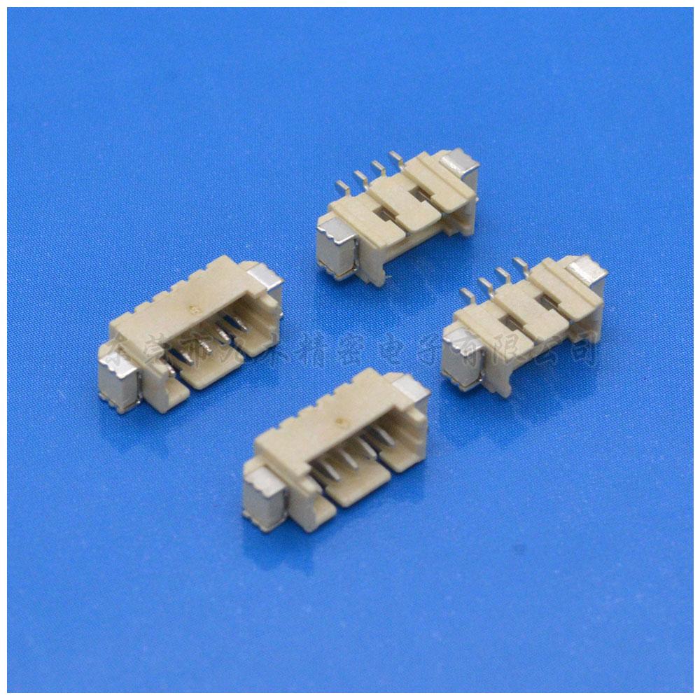 Molex51021弯针SMT1.25条形贴片接插件