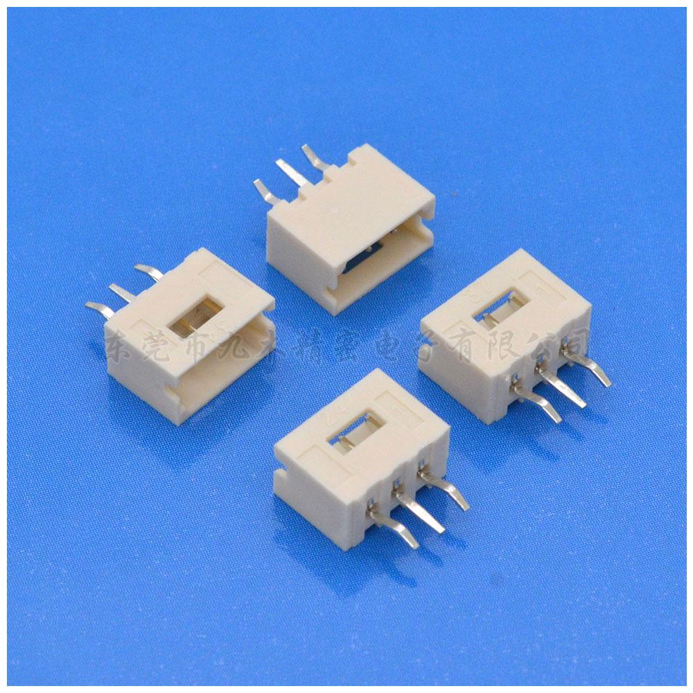 Molex 51004 线对板接插件 2.0对接针座