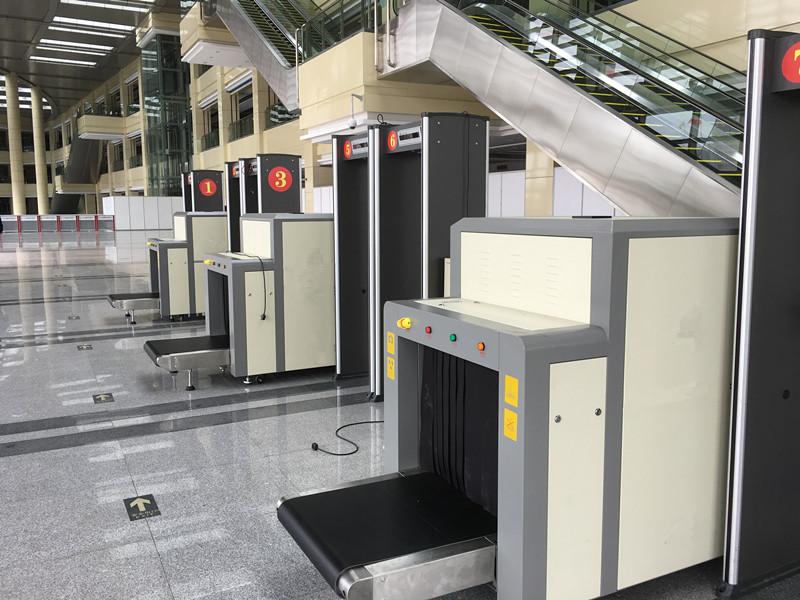 车站安检机BG-X10080G行李包裹X光机
