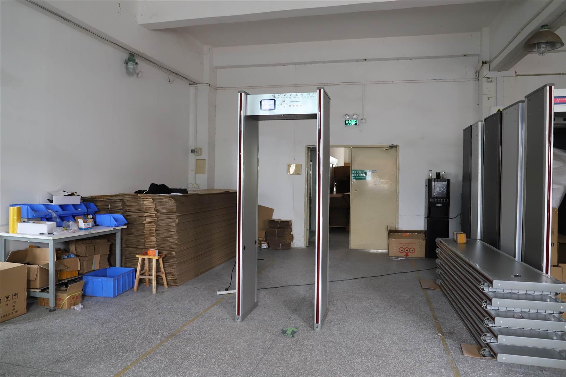 门框式测温门商场 学校红外测温安检门